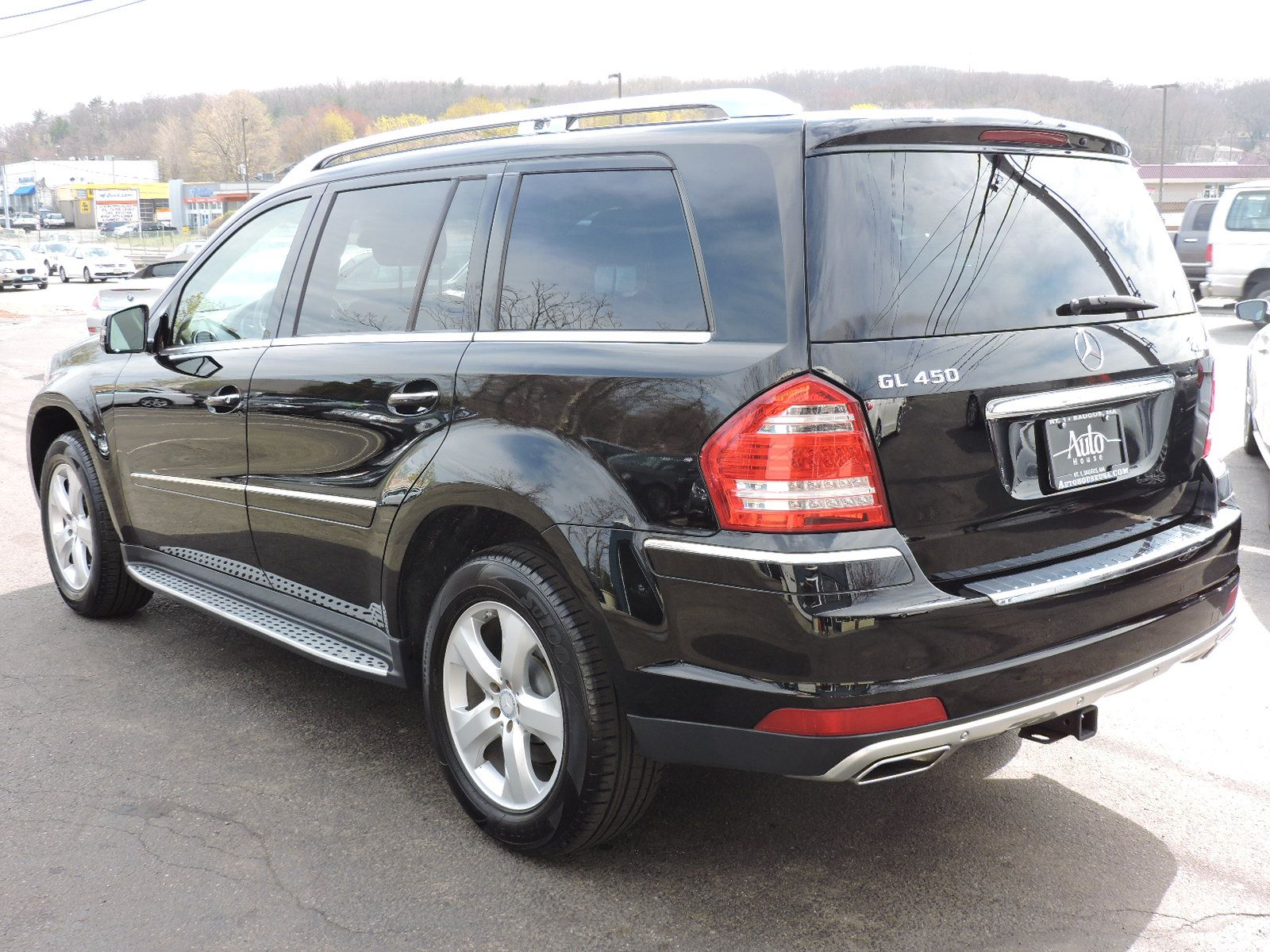 Used 2012 mercedes benz gl450 gl350 bluetec at saugus auto for Mercedes benz 2012 gl450