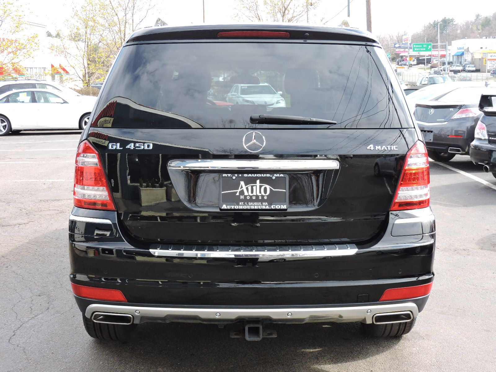 used 2012 mercedes benz gl450 gl350 bluetec at saugus auto