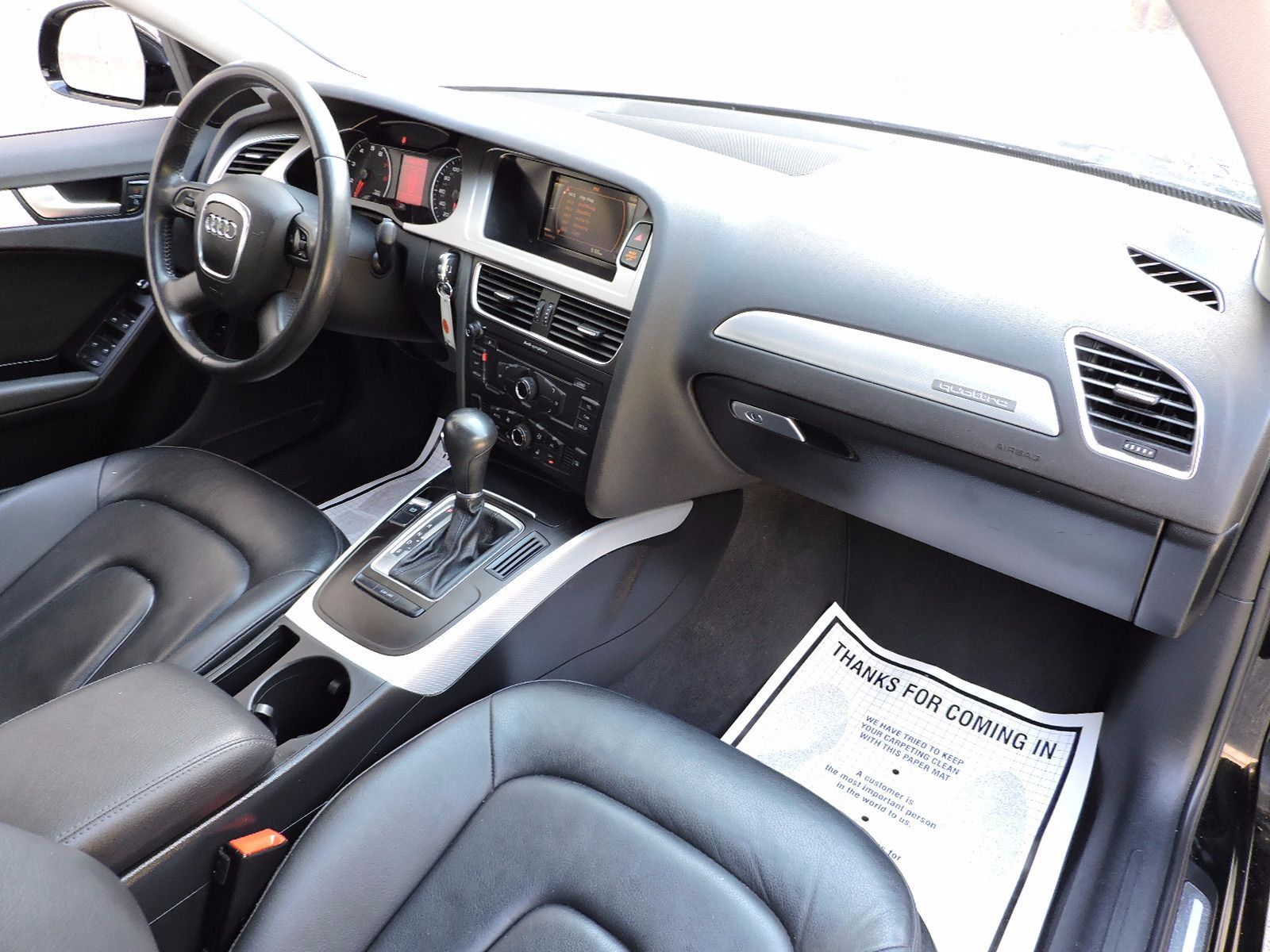 used 2009 audi a4 2.0t prem at saugus auto mall