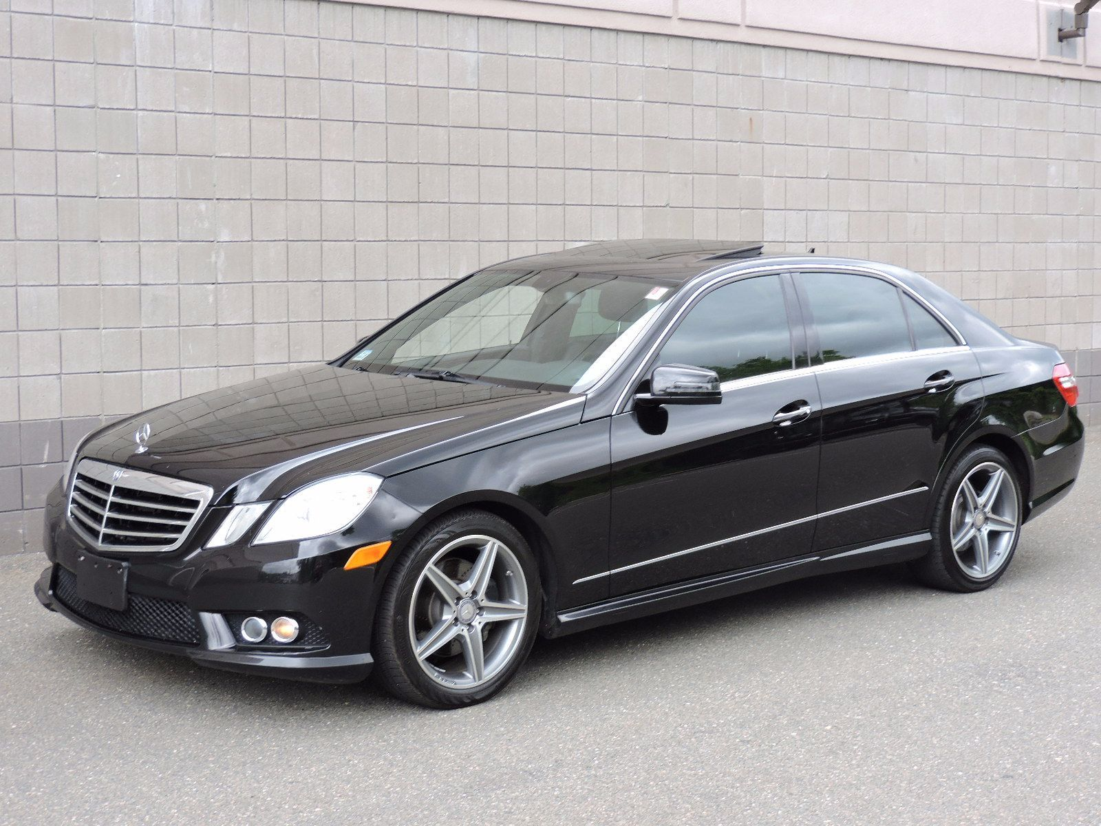Used 2010 mercedes benz e class e350 sport at saugus auto mall for Mercedes benz us open