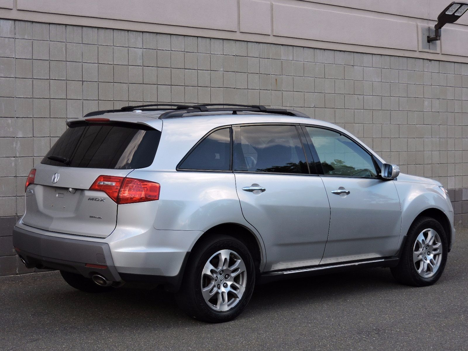 used 2009 acura mdx tech pkg at saugus auto mall. Black Bedroom Furniture Sets. Home Design Ideas