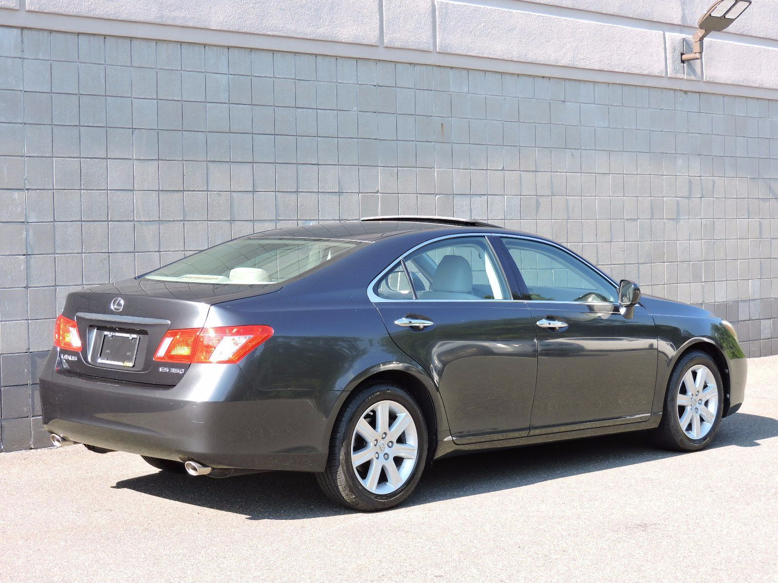 used 2007 lexus es 350 s at saugus auto mall. Black Bedroom Furniture Sets. Home Design Ideas
