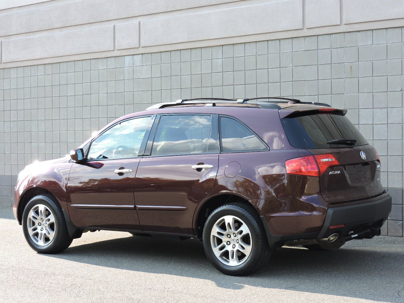 used 2008 acura mdx tech pkg at saugus auto mall