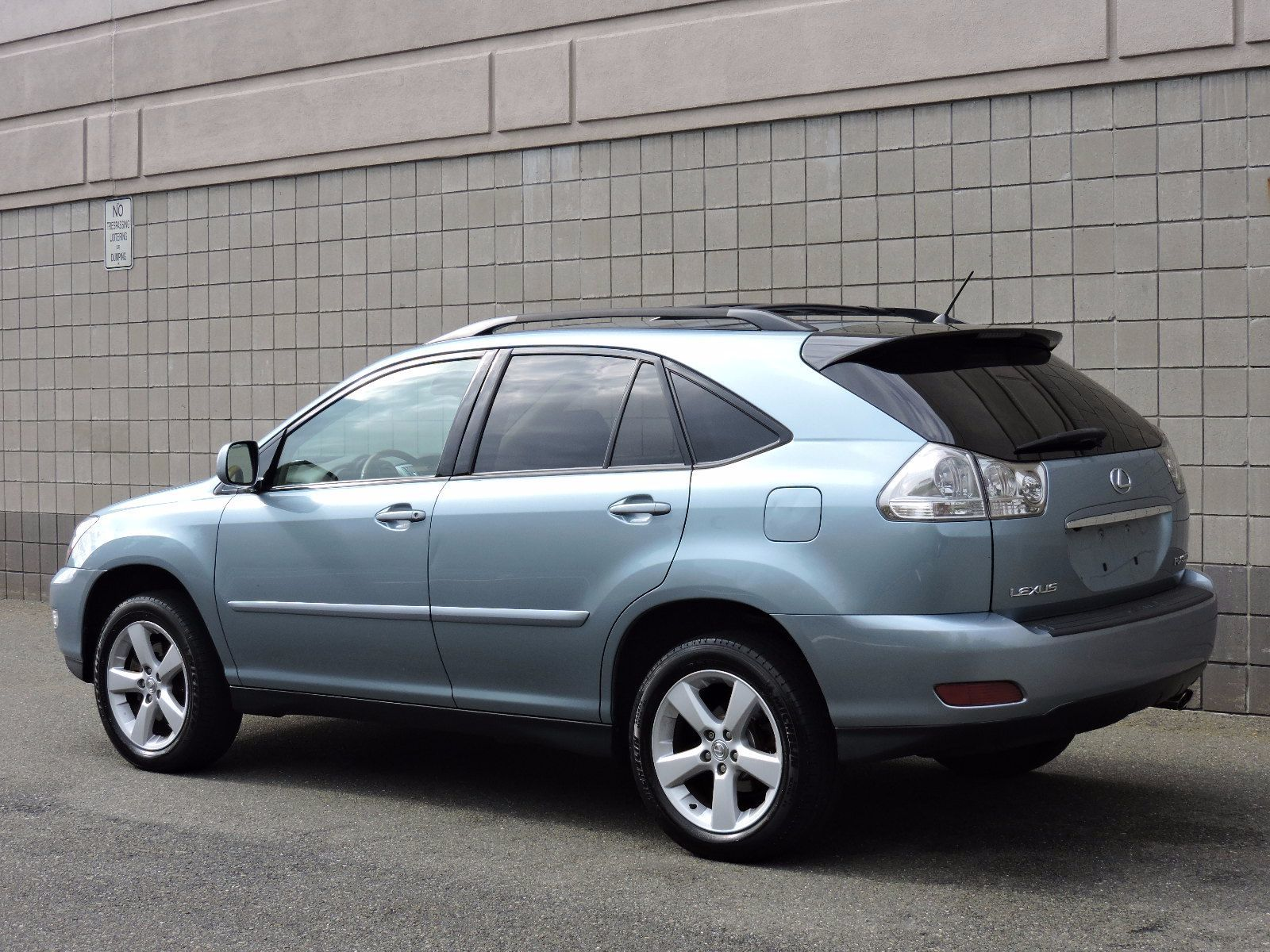used 2007 lexus rx 350 denali at saugus auto mall. Black Bedroom Furniture Sets. Home Design Ideas