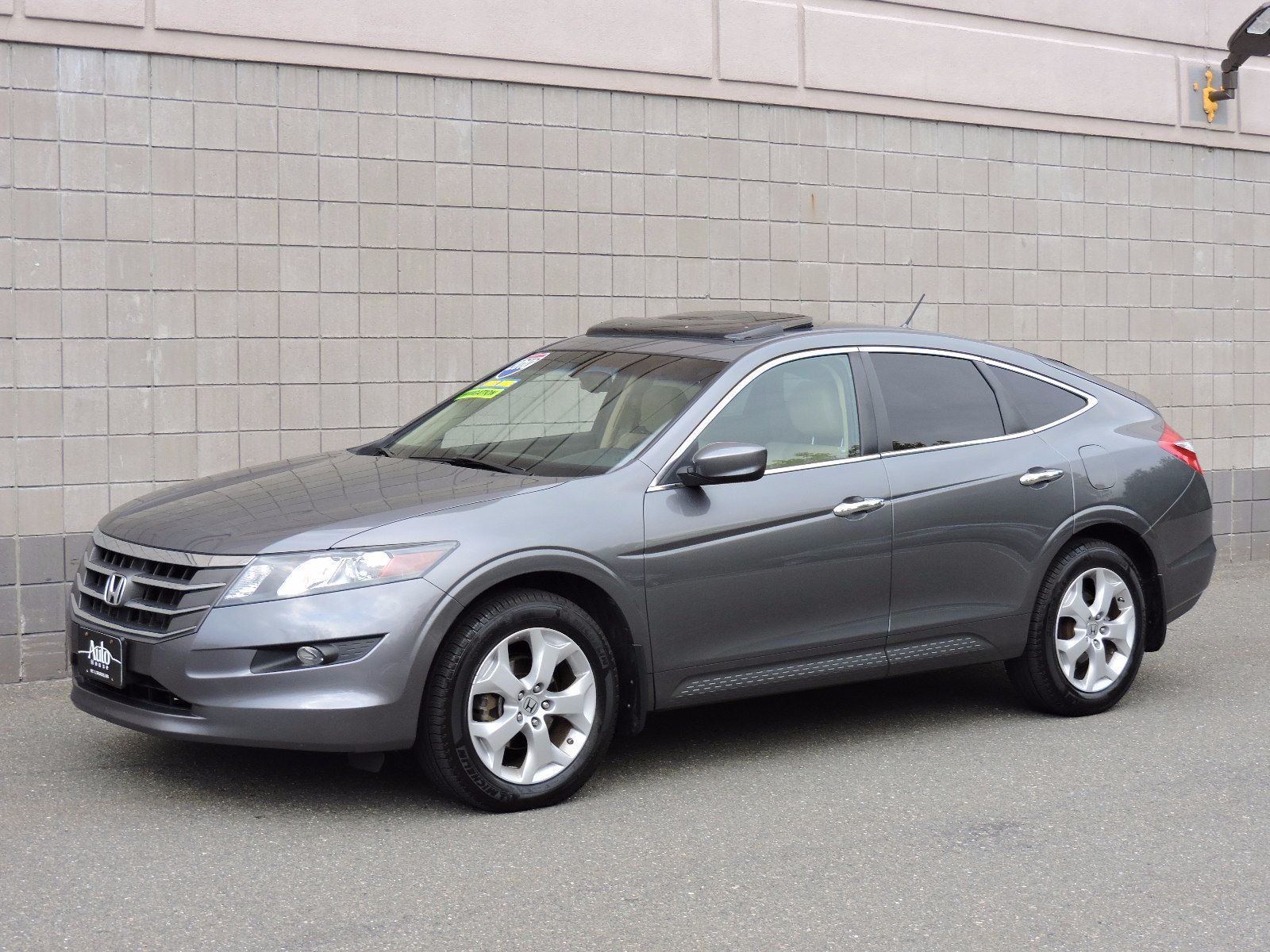 Used 2010 honda accord crosstour ex l at saugus auto mall for Used honda accords