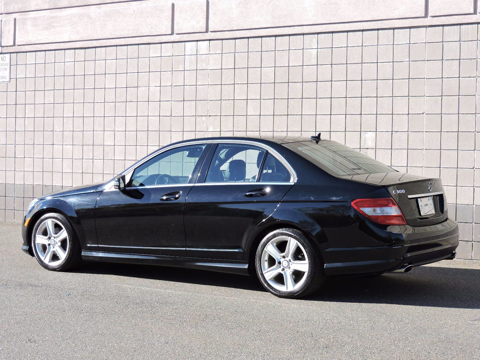 Used 2011 mercedes benz c300 c300 sport at saugus auto mall for Mercedes benz c300 cost