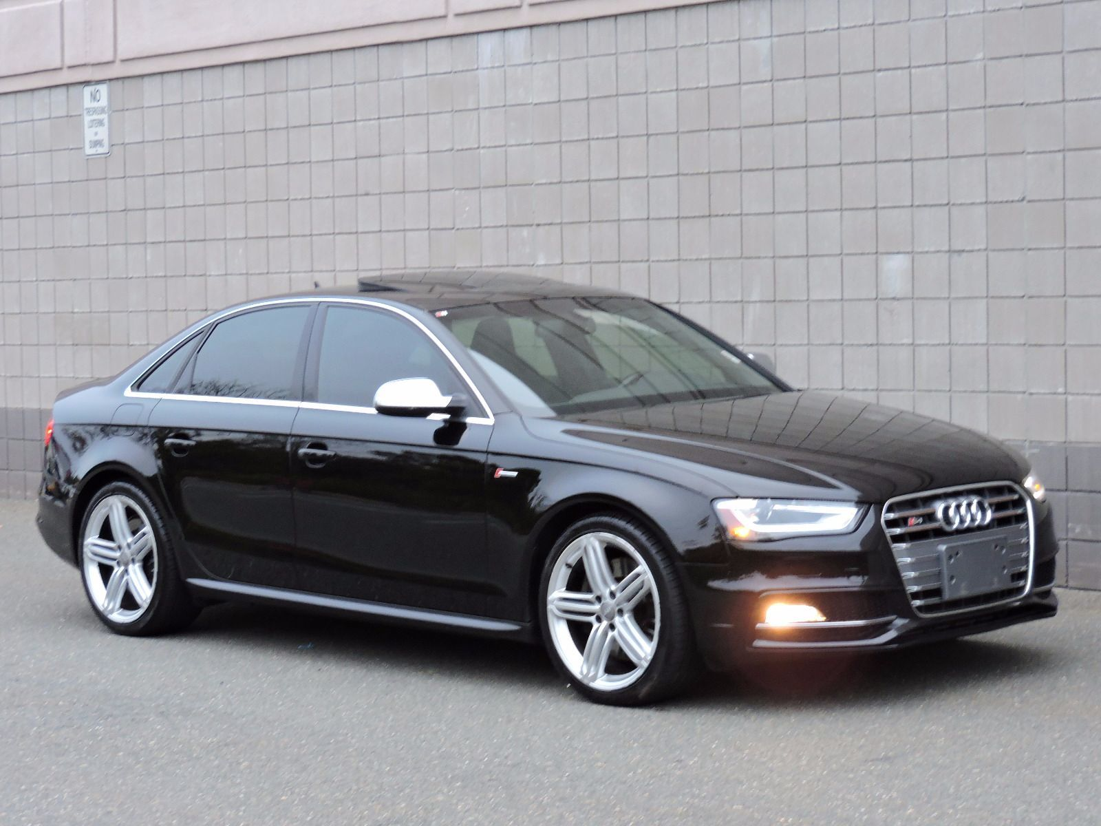 used 2013 audi s4 premium plus at saugus auto mall. Black Bedroom Furniture Sets. Home Design Ideas