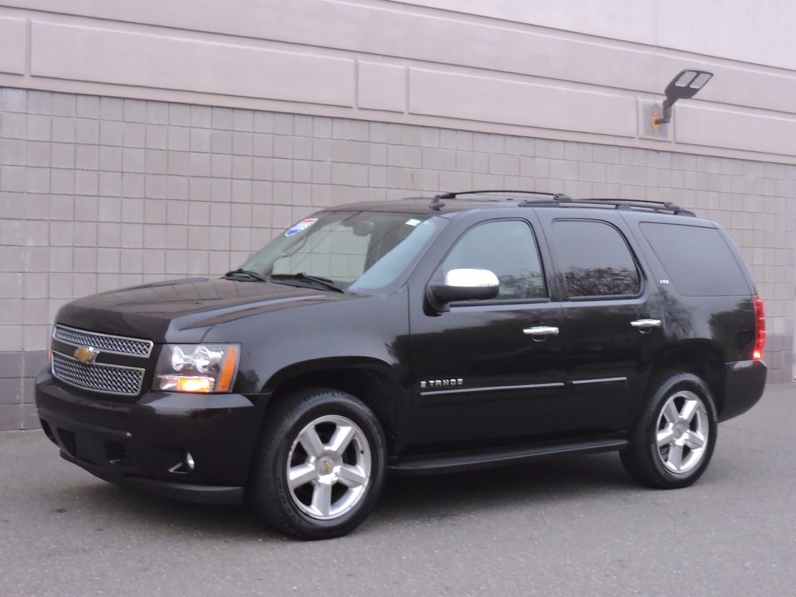 Used 2008 Chevrolet Tahoe LTZ at Saugus Auto Mall