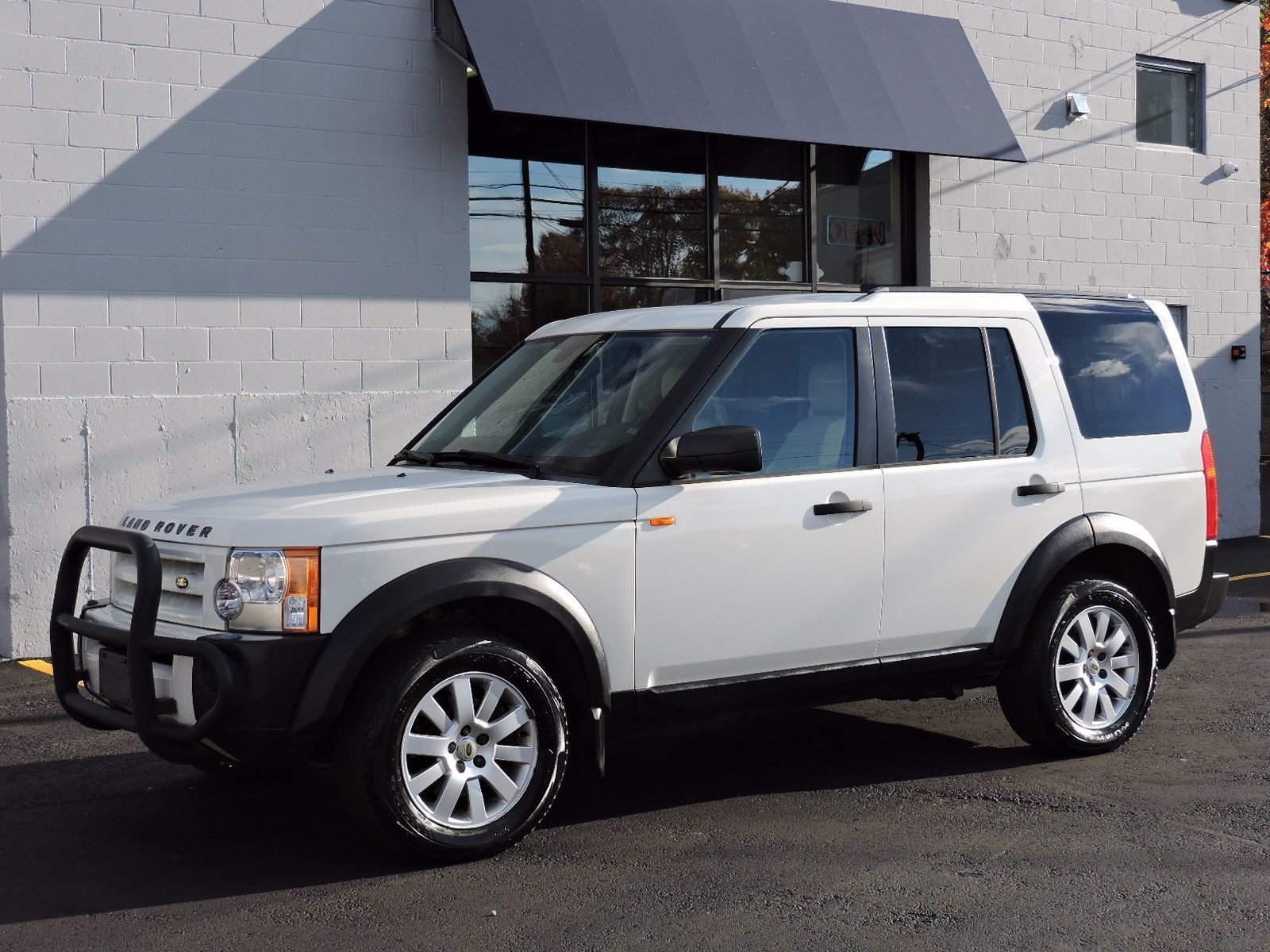 Used 2005 Land Rover LR3 SE at Saugus Auto Mall
