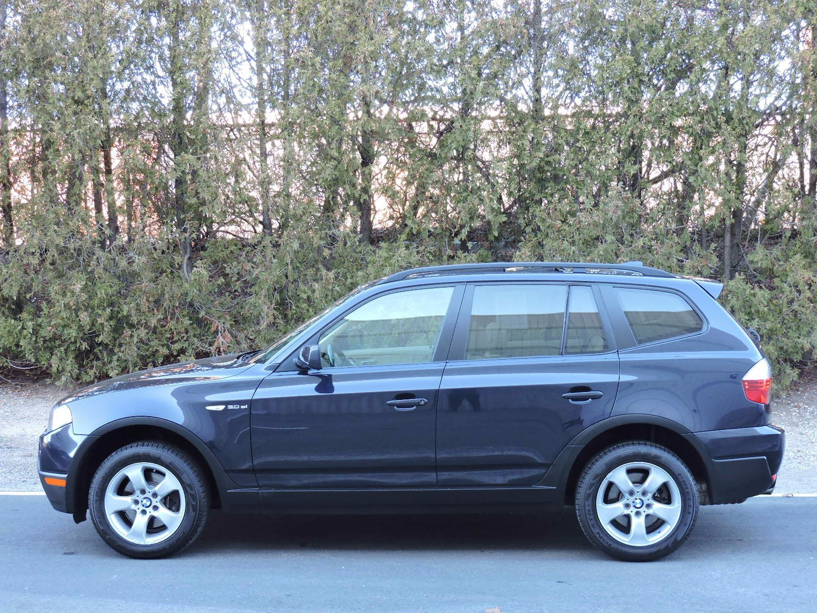 2008 bmw x3 3 0si all wheel drive