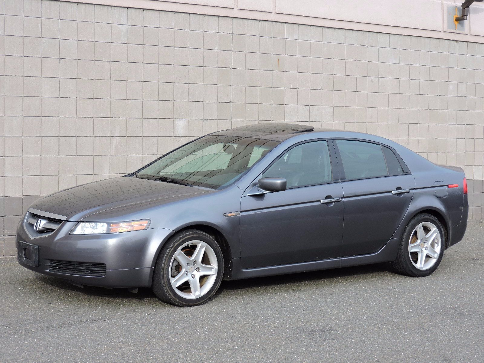 used 2006 acura tl advance auto at saugus auto mall. Black Bedroom Furniture Sets. Home Design Ideas