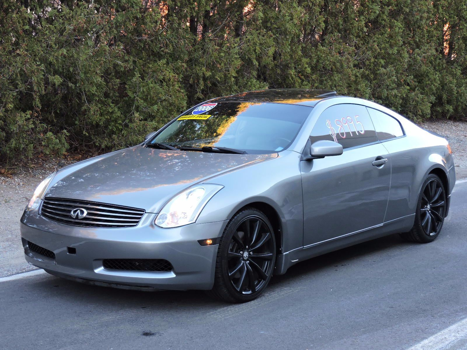 used 2006 infiniti g35 coupe touring at saugus auto mall. Black Bedroom Furniture Sets. Home Design Ideas