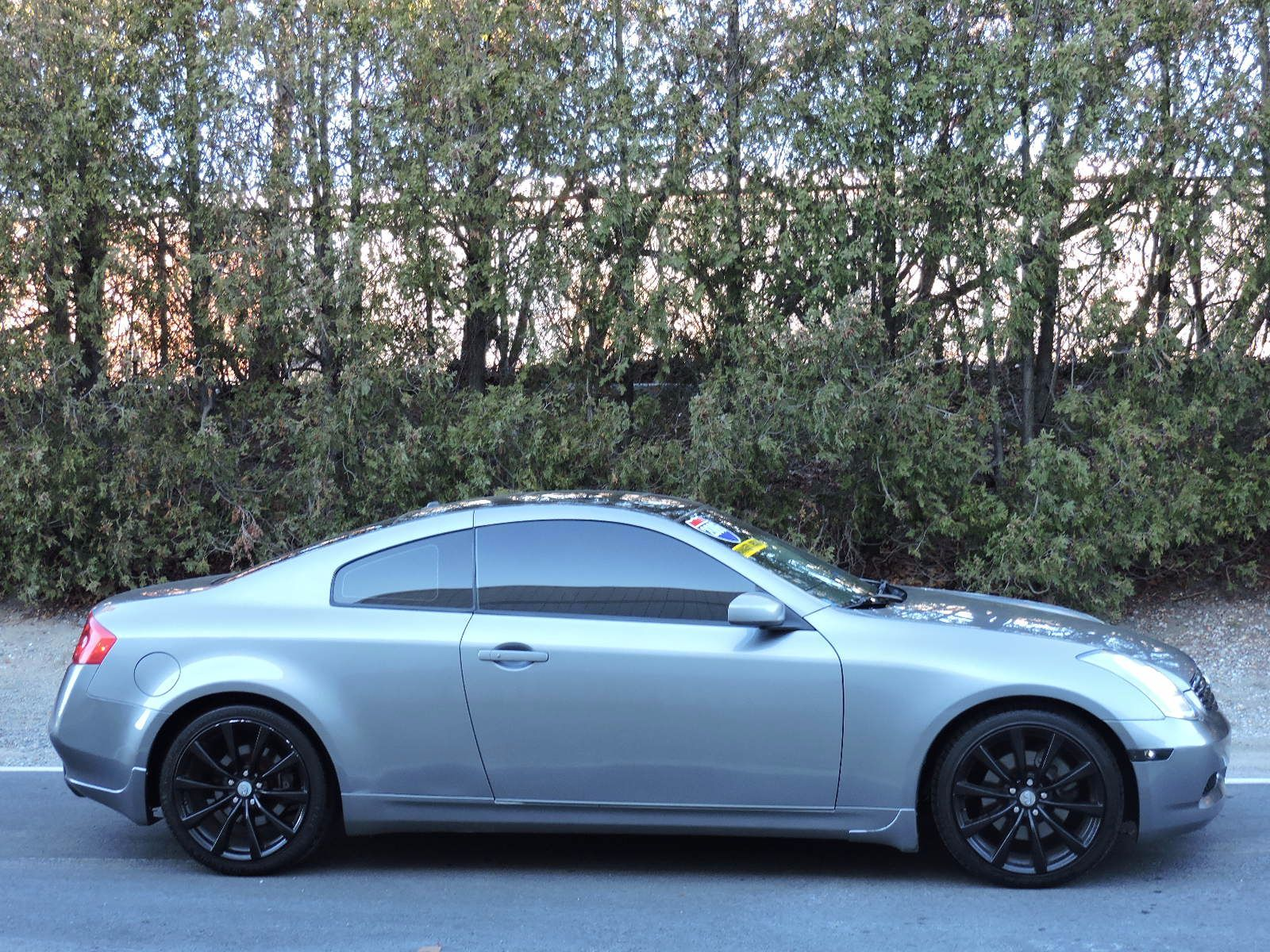 used 2006 infiniti g35 coupe pop at saugus auto mall. Black Bedroom Furniture Sets. Home Design Ideas