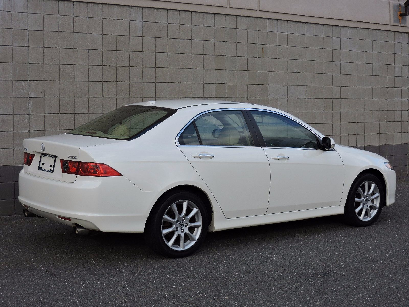 2008 acura tsx 6 speed manual
