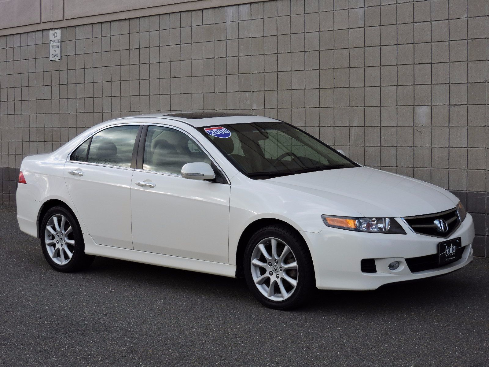 used 2008 acura tsx at saugus auto mall. Black Bedroom Furniture Sets. Home Design Ideas