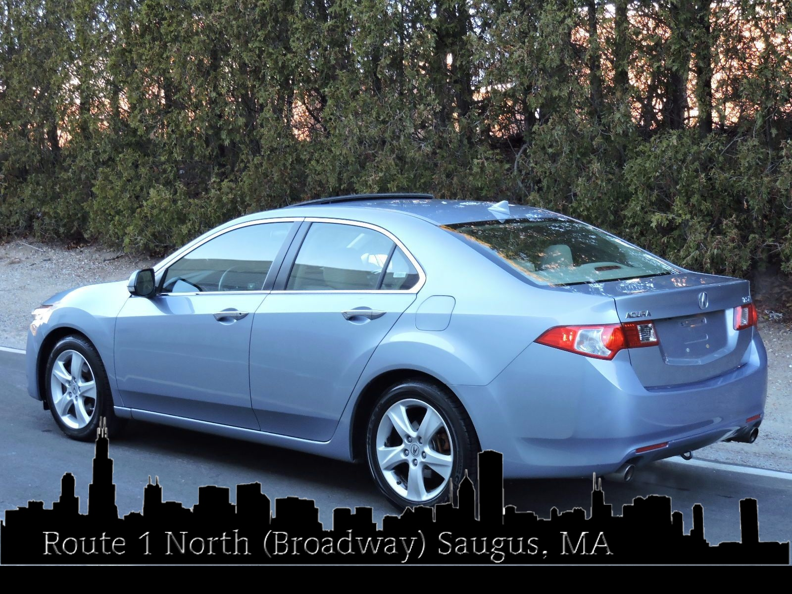 used 2009 acura tsx ltz at saugus auto mall. Black Bedroom Furniture Sets. Home Design Ideas