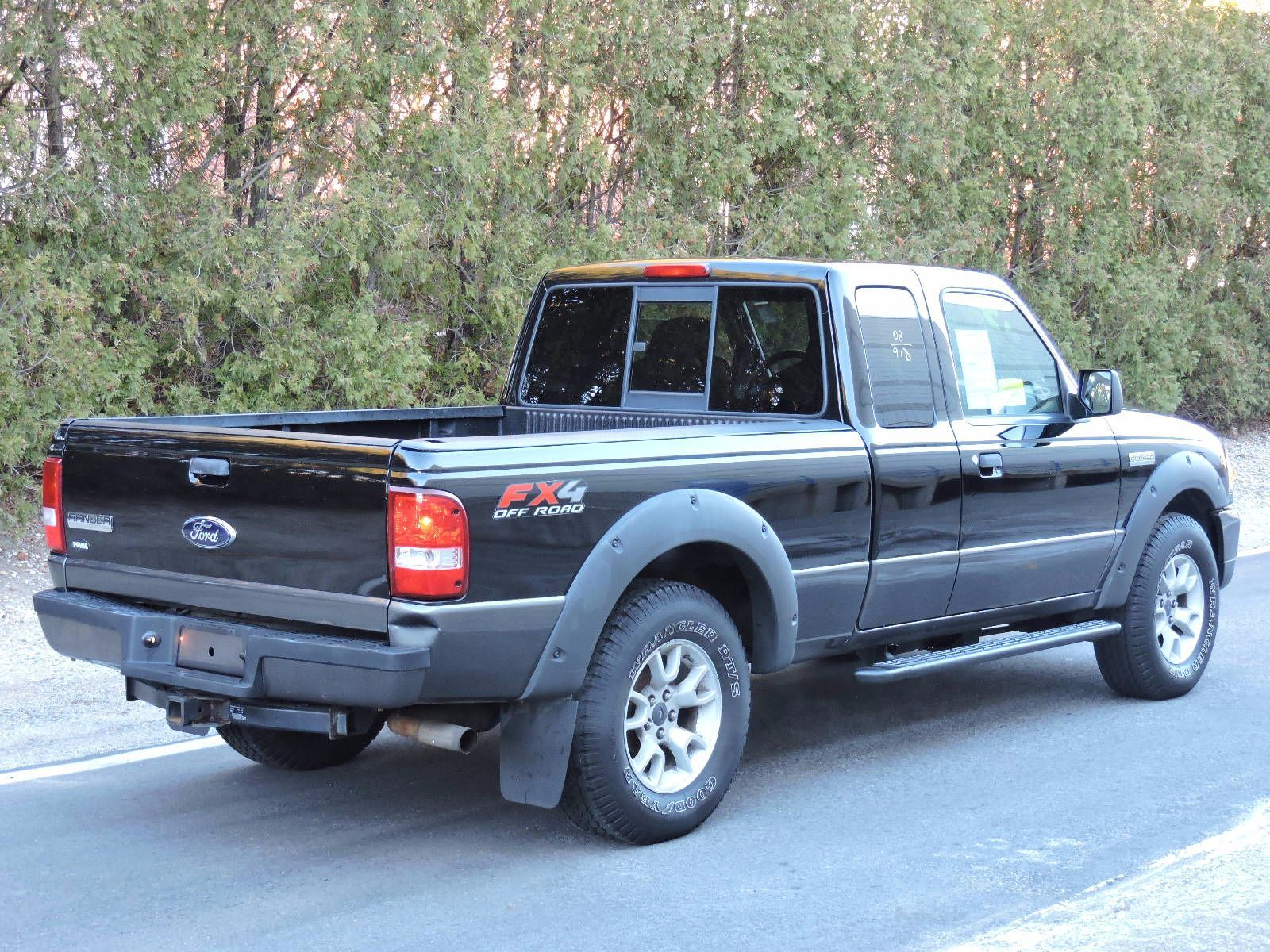 used 2008 ford ranger fx4 off rd at saugus auto mall. Black Bedroom Furniture Sets. Home Design Ideas