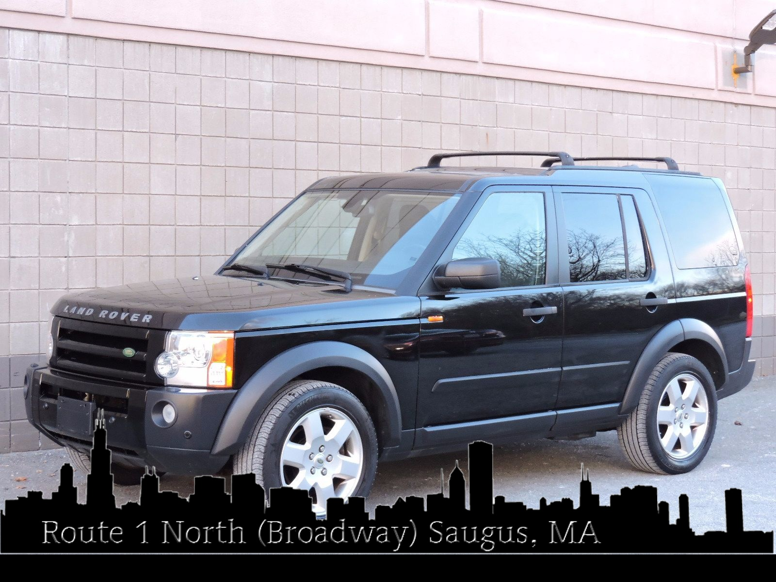 used 2008 land rover lr3 hse at saugus auto mall. Black Bedroom Furniture Sets. Home Design Ideas