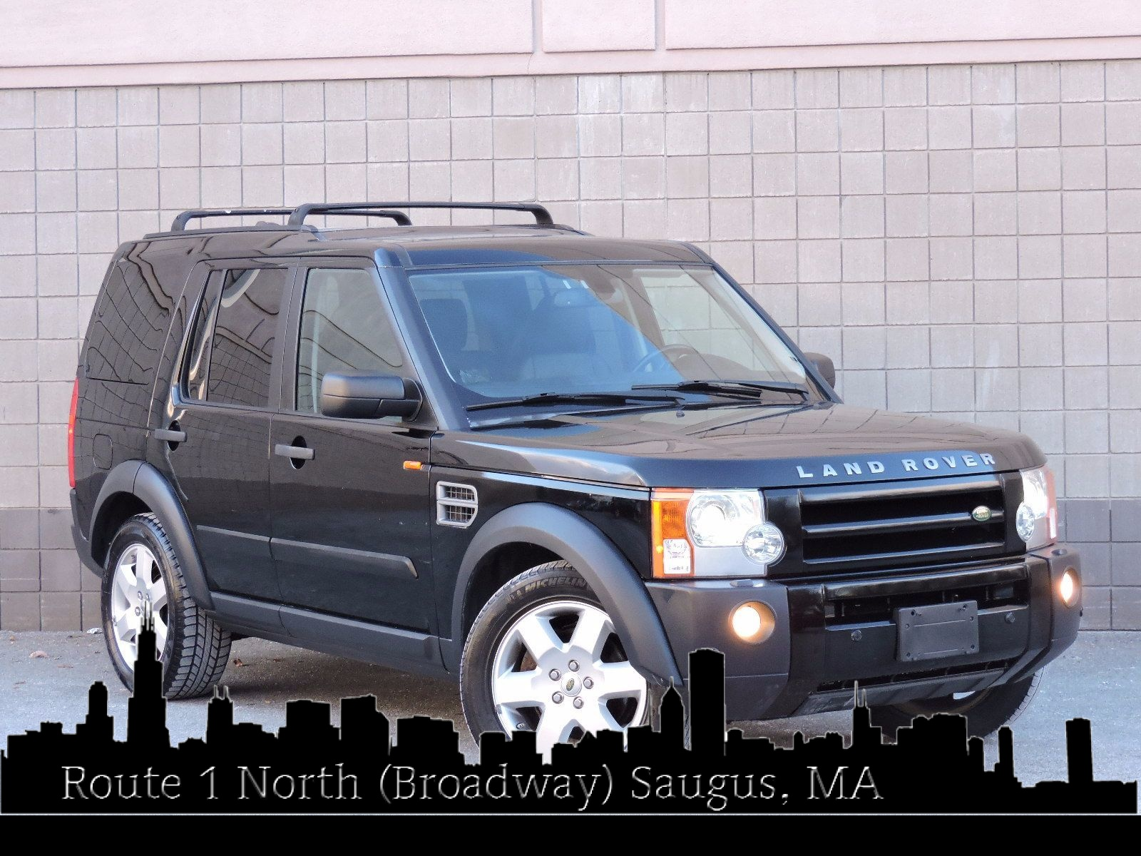 Used 2008 Land Rover Lr3 Hse At Saugus Auto Mall