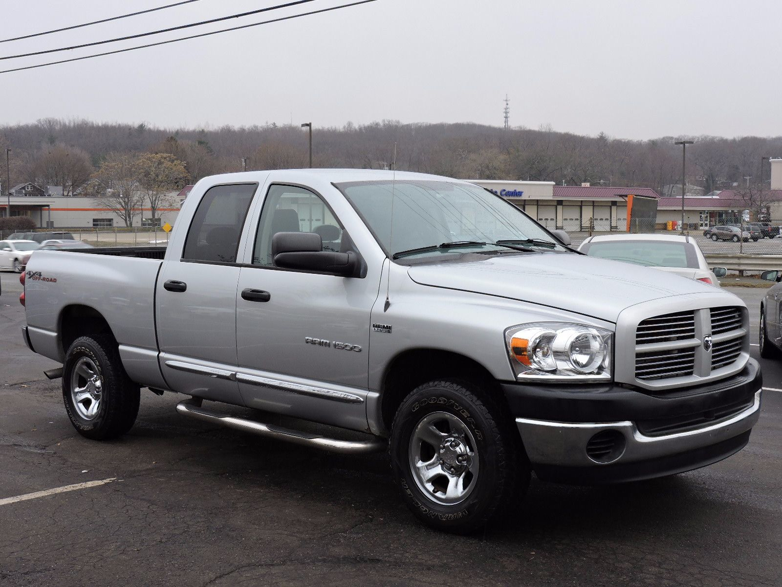 used 2007 dodge ram 1500 st at saugus auto mall. Black Bedroom Furniture Sets. Home Design Ideas