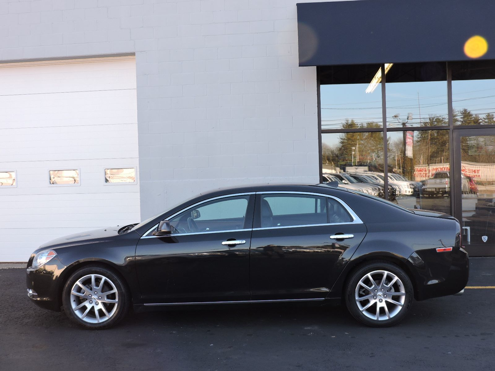 used 2012 chevrolet malibu ltz w2lz at saugus auto mall. Black Bedroom Furniture Sets. Home Design Ideas