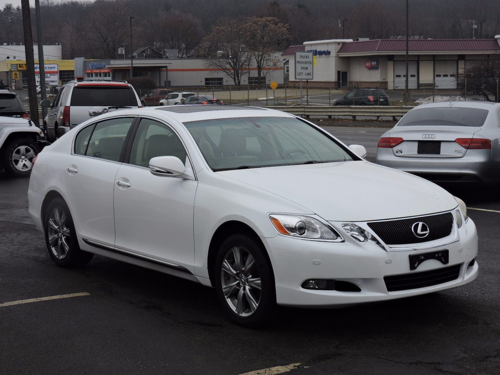 used 2008 lexus gs 350 x at saugus auto mall. Black Bedroom Furniture Sets. Home Design Ideas