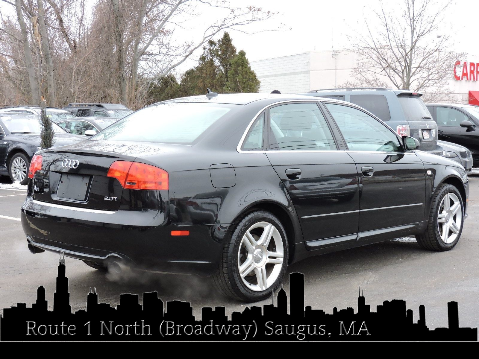 used 2008 audi a4 se 2 0t at saugus auto mall. Black Bedroom Furniture Sets. Home Design Ideas