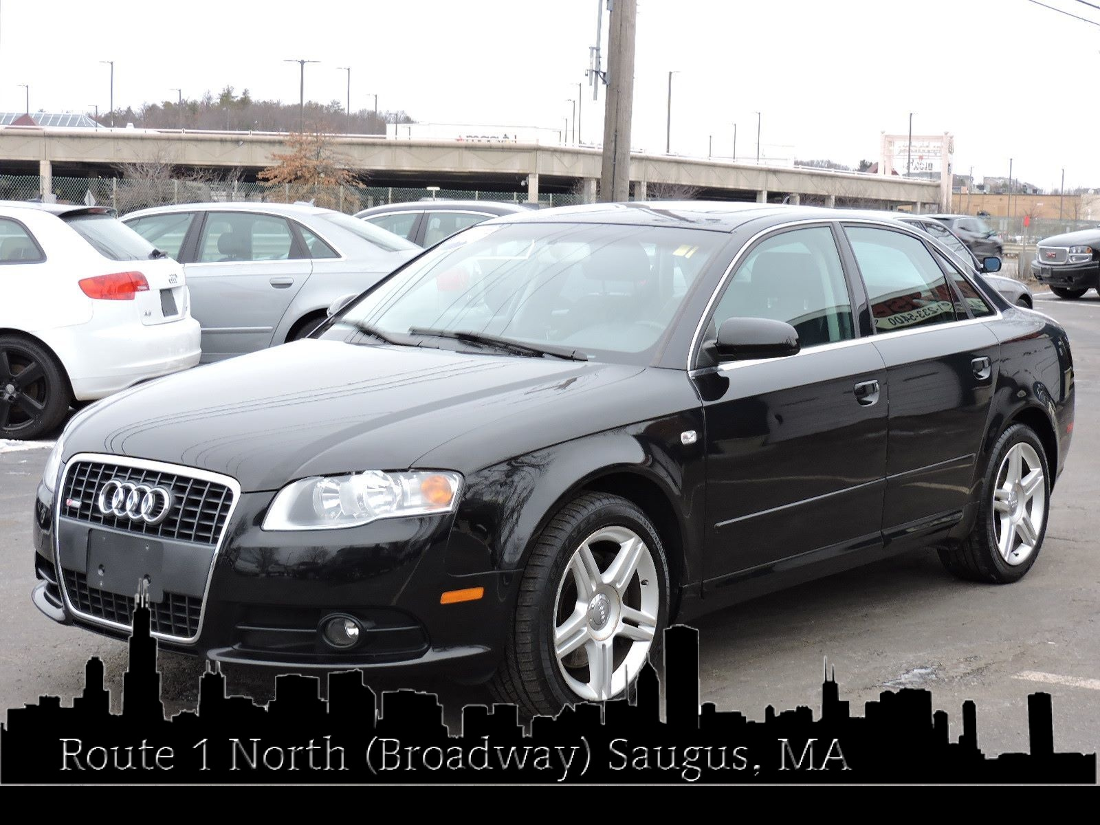 Used 2008 Audi A4 SE 2.0T at Saugus Auto Mall