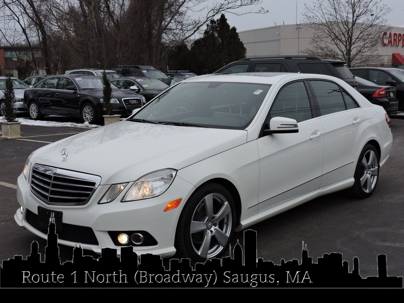used 2010 mercedes benz e350 e350 luxury at saugus auto mall. Black Bedroom Furniture Sets. Home Design Ideas