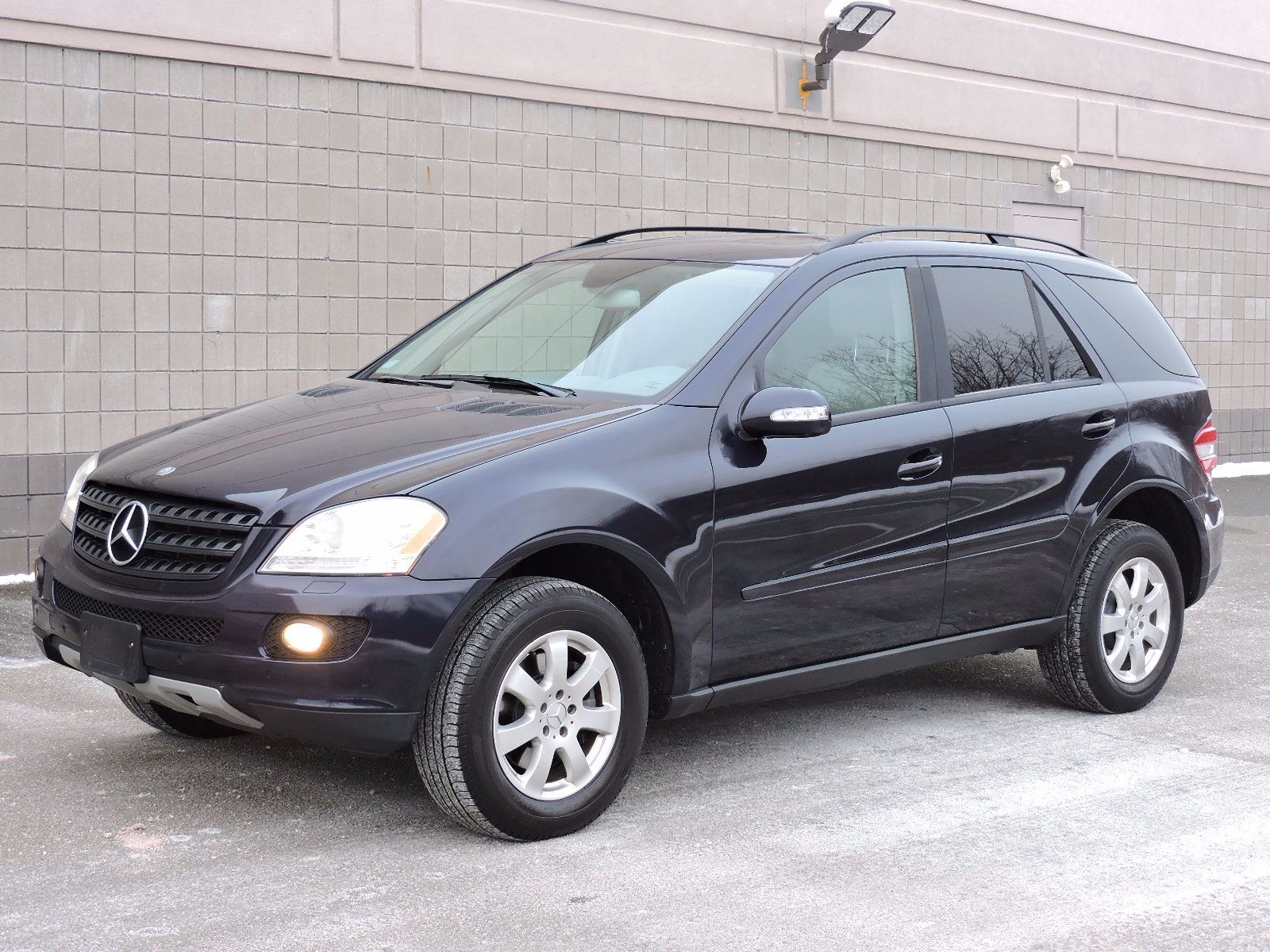Used 2006 Mercedes Benz Ml350 3 5l At Saugus Auto Mall