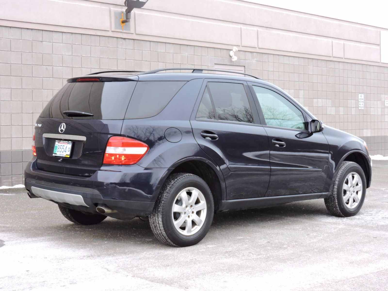 Used 2006 mercedes benz ml350 3 5l at saugus auto mall for Mercedes benz average price