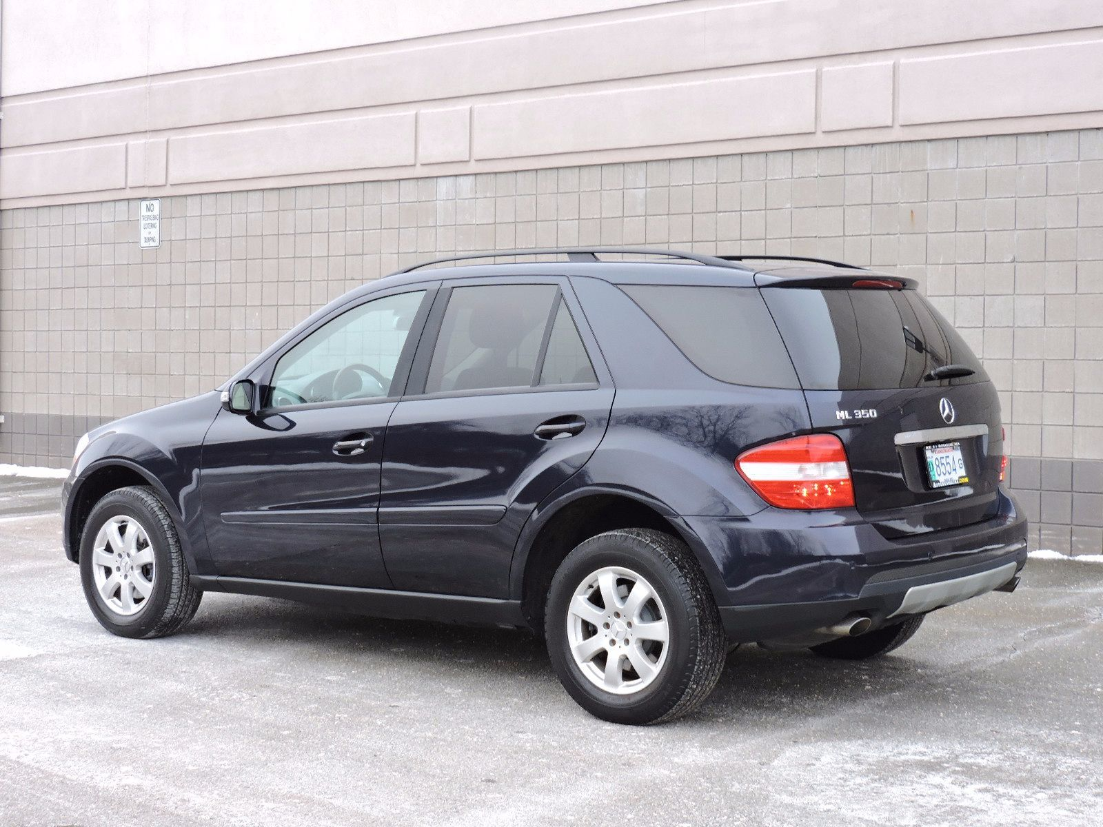 used 2006 mercedes benz ml350 3 5l at saugus auto mall. Black Bedroom Furniture Sets. Home Design Ideas
