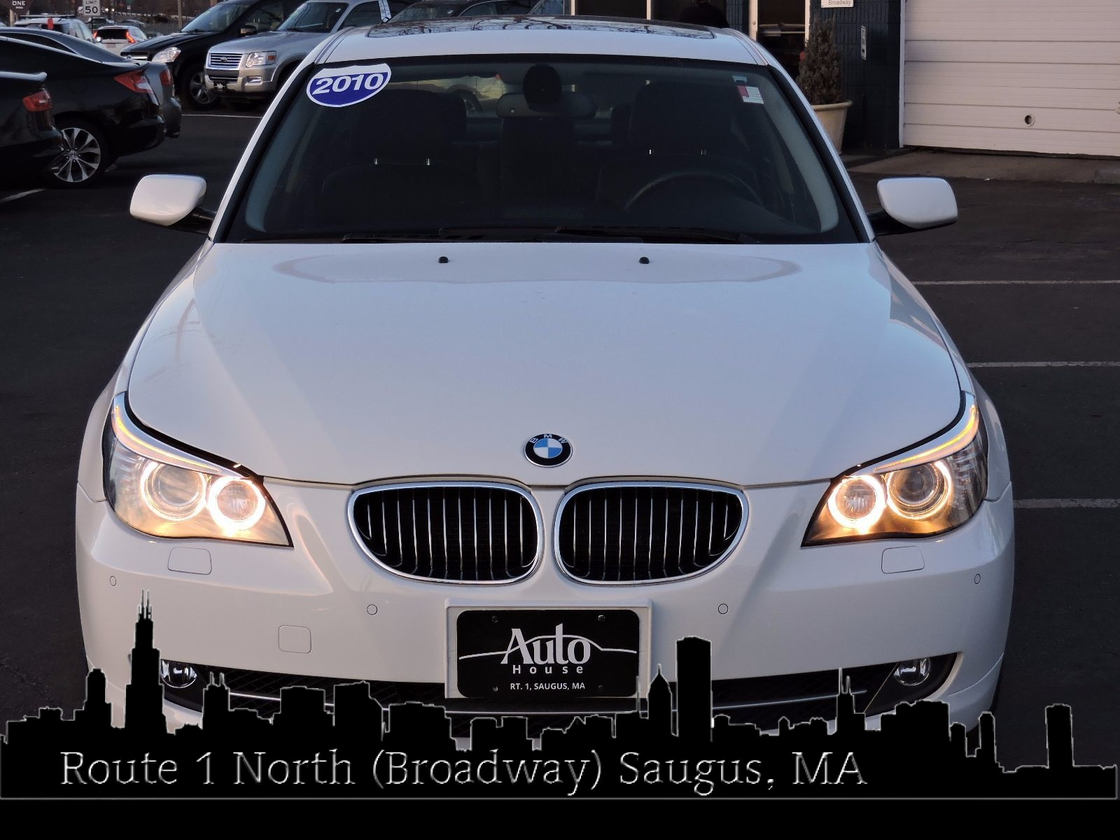 Used BMW I XDrive EX At Saugus Auto Mall - 2010 bmw 535i
