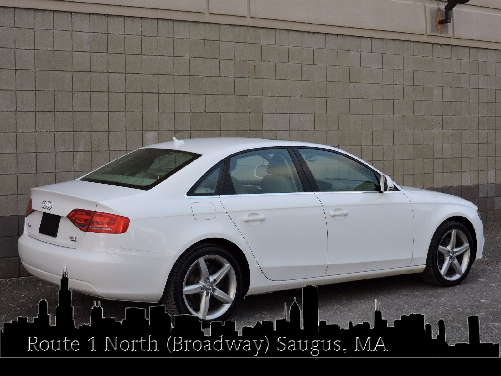 used 2009 audi a4 2.0t prestige at saugus auto mall