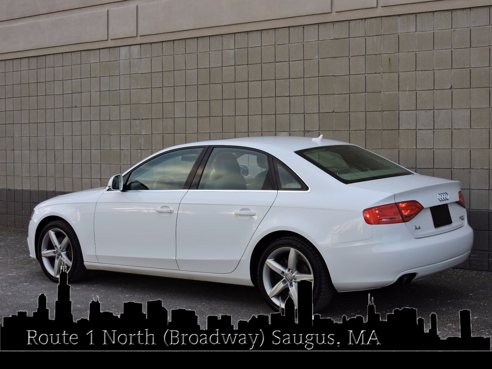 Used 2009 Audi A4 2 0t Prestige At Saugus Auto Mall