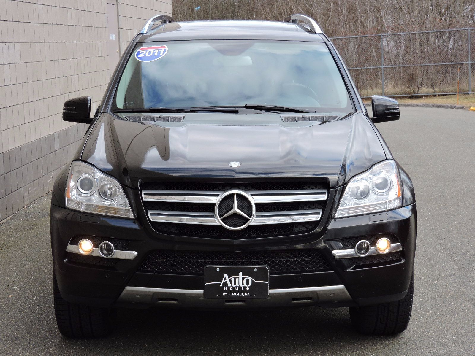 Used 2011 mercedes benz gl450 ltz at saugus auto mall for Used mercedes benz gl450 4matic