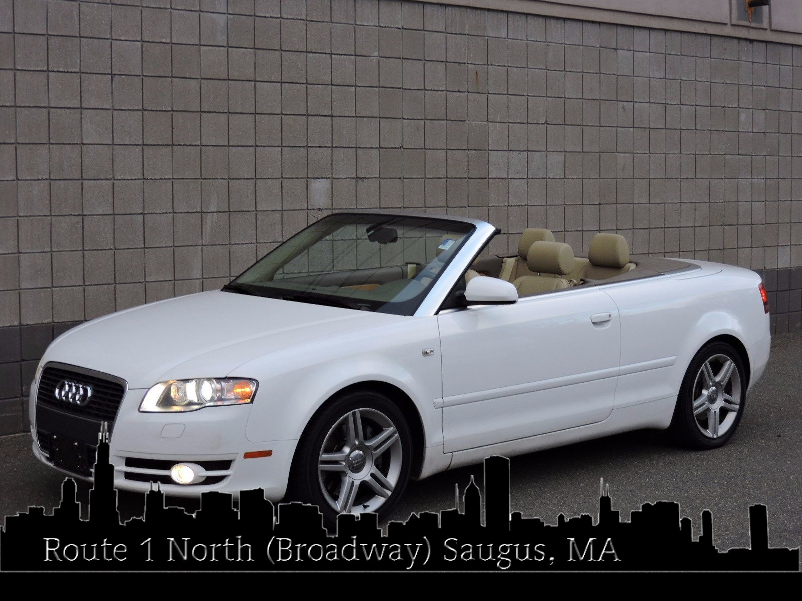 s of a Used 2007 Audi A4 2 0T at Saugus Auto Mall