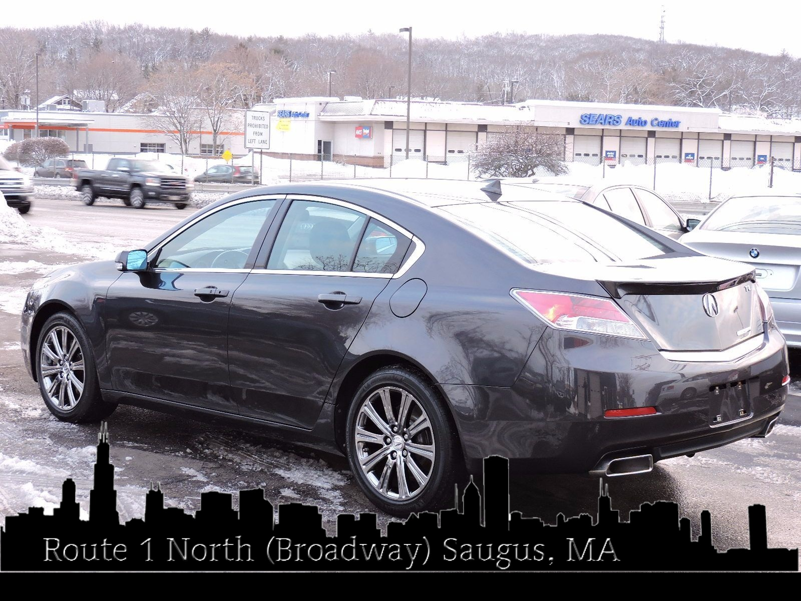 used 2013 acura tl special edition at saugus auto mall. Black Bedroom Furniture Sets. Home Design Ideas