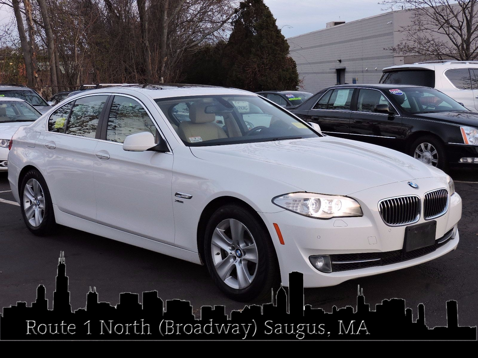 used 2012 bmw 528i xdrive wolfsburg at saugus auto mall. Black Bedroom Furniture Sets. Home Design Ideas