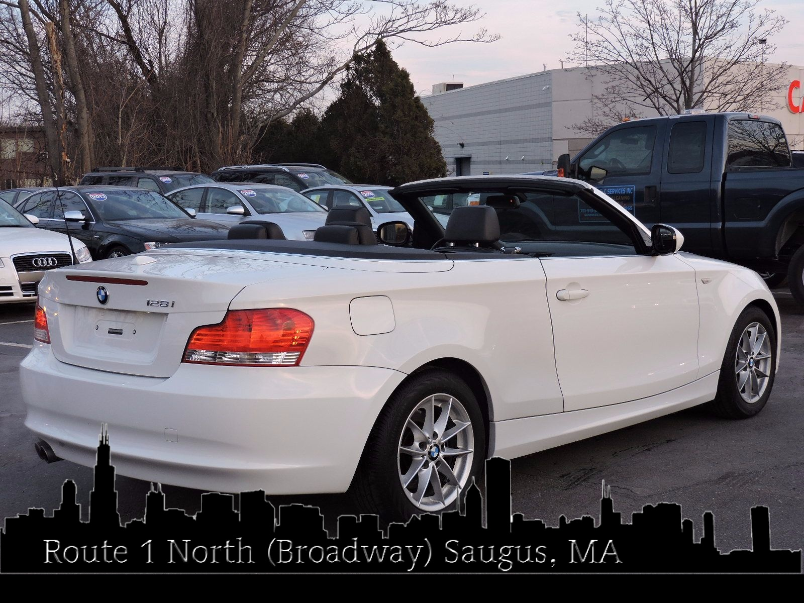 Used BMW I V Premium At Saugus Auto Mall - 2011 bmw 128i convertible
