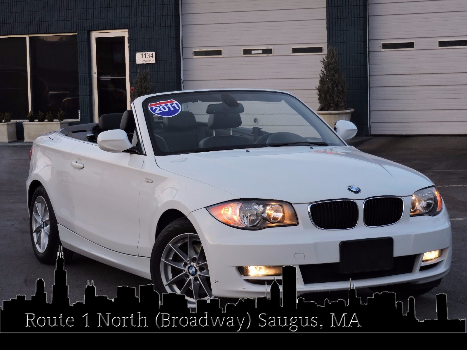 Used BMW I LT At Saugus Auto Mall - 2011 bmw 128i convertible