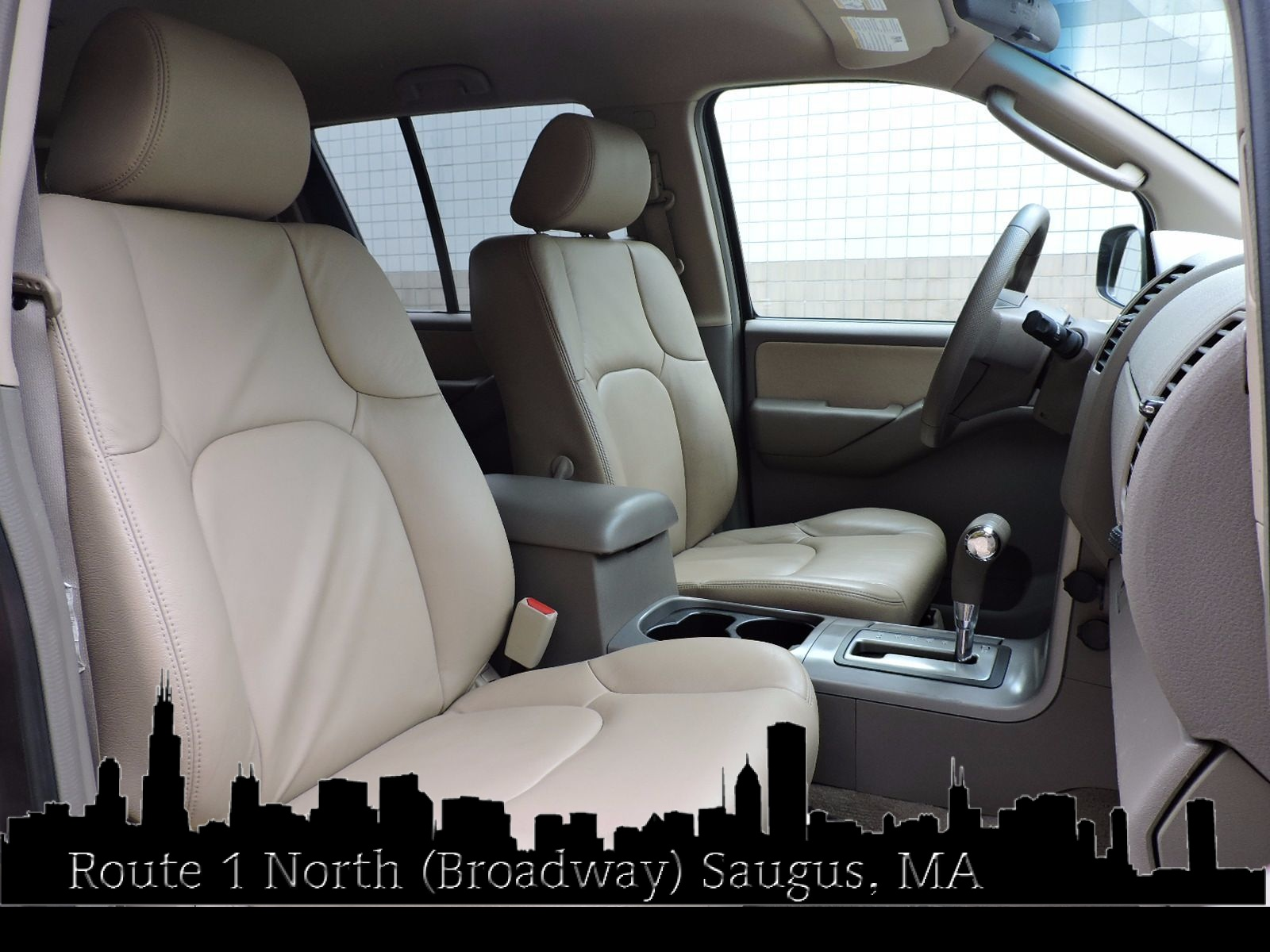 Used 2008 Nissan Pathfinder Leather at Saugus Auto Mall