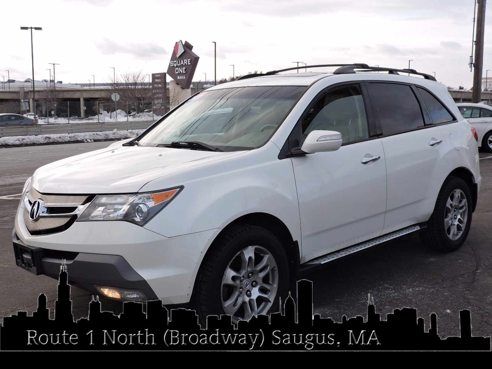 used 2007 acura mdx techentertainment pkg at saugus auto mall
