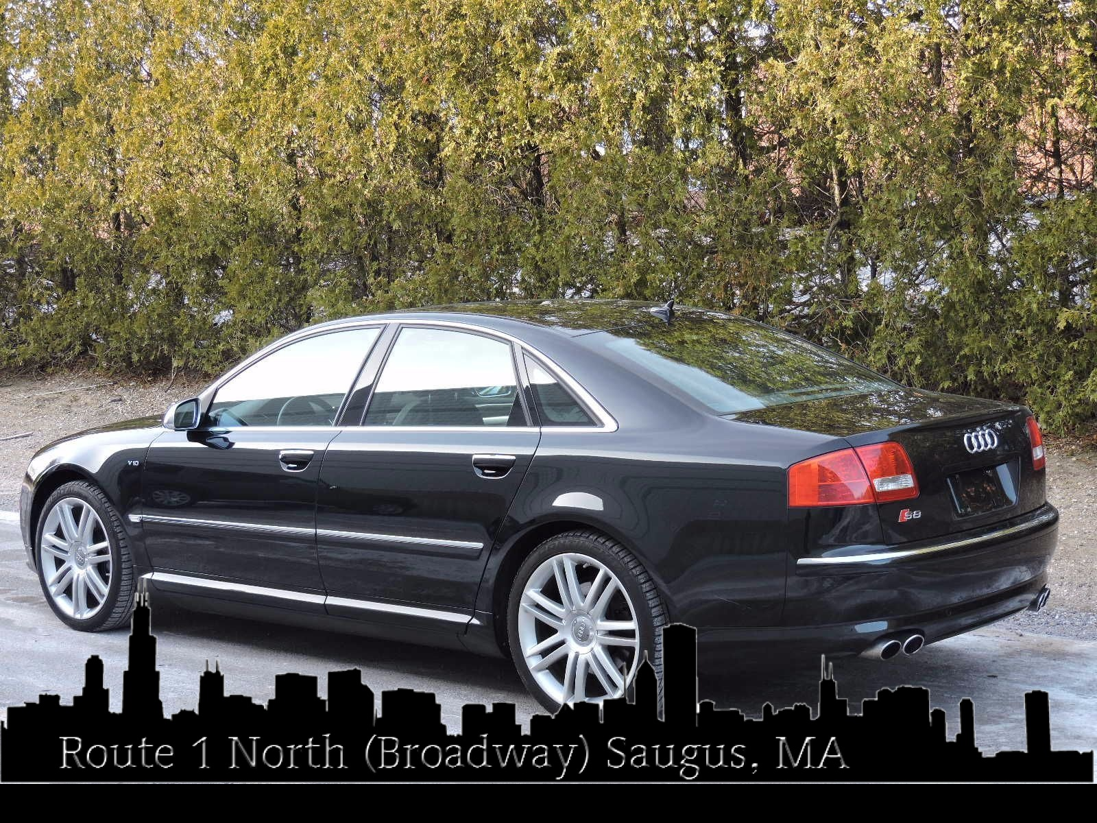 used 2007 audi s8 premium at saugus auto mall. Black Bedroom Furniture Sets. Home Design Ideas