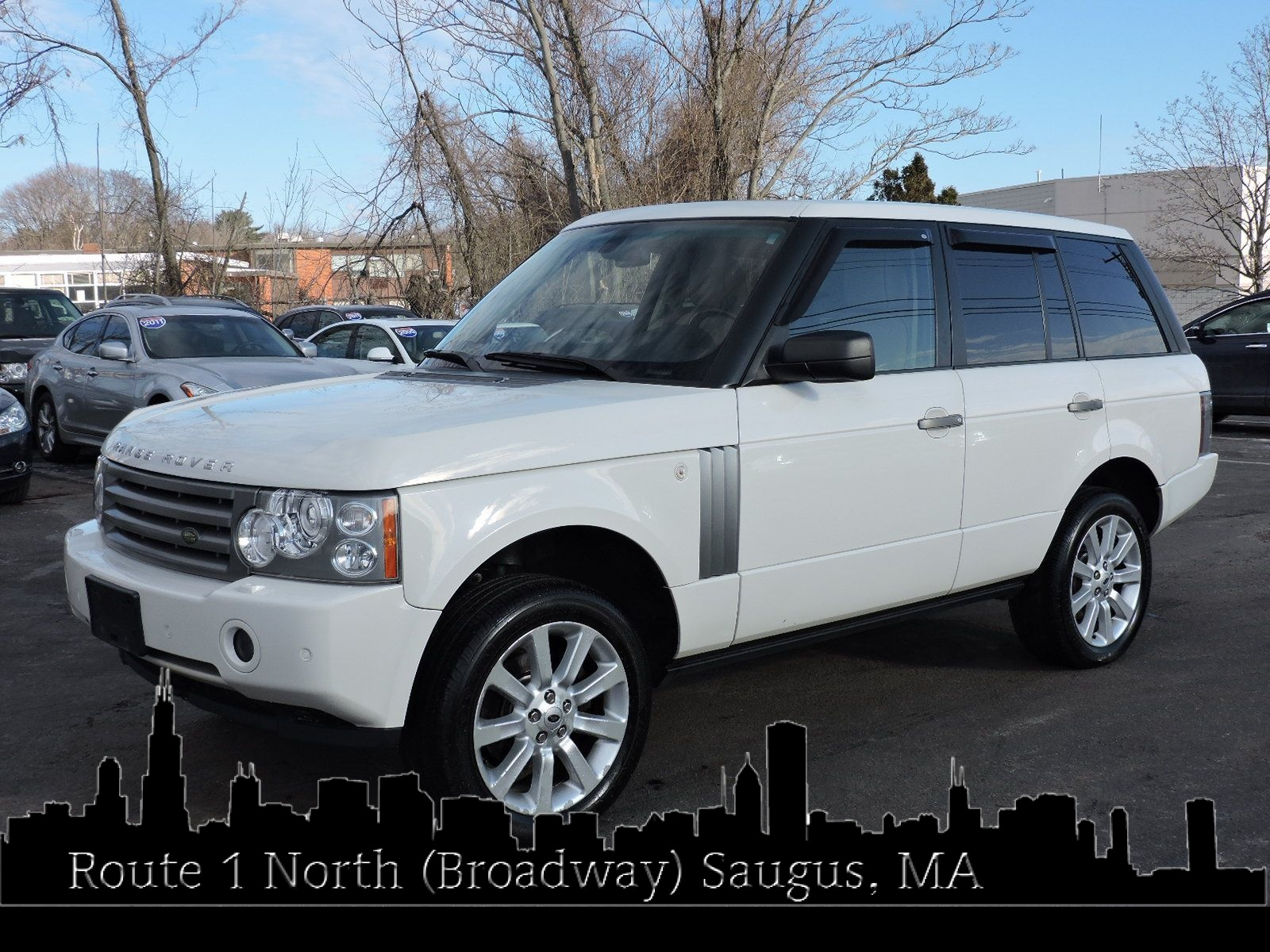 Used 2009 Land Rover Range Rover HSE at Saugus Auto Mall
