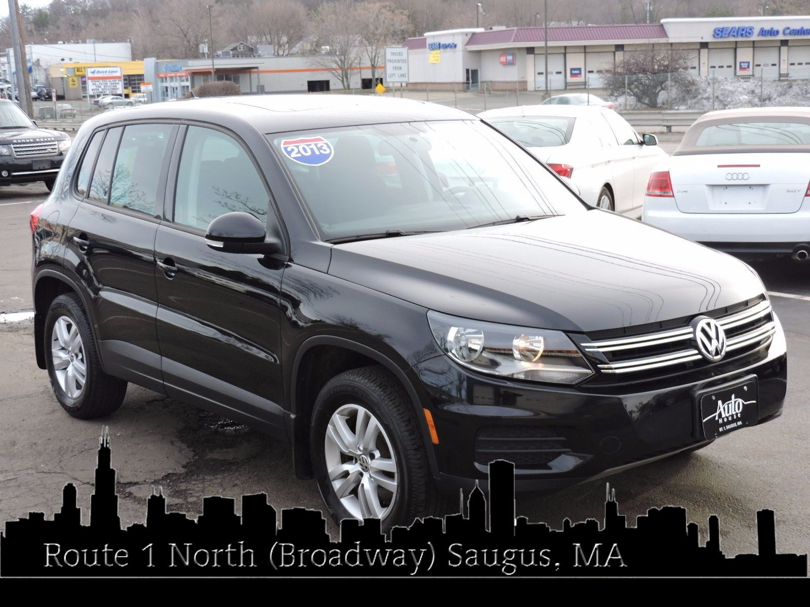 2013 Volkswagen Tiguan - 4Motion - All Wheel Drive