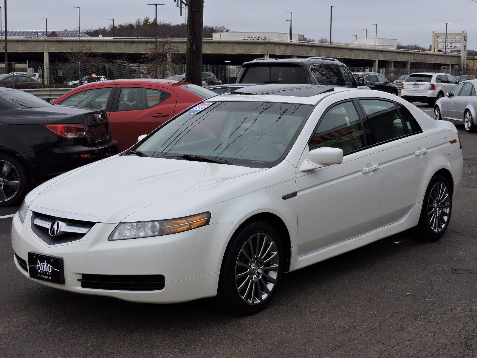 Used 2005 Acura Tl Special Edition At Saugus Auto Mall