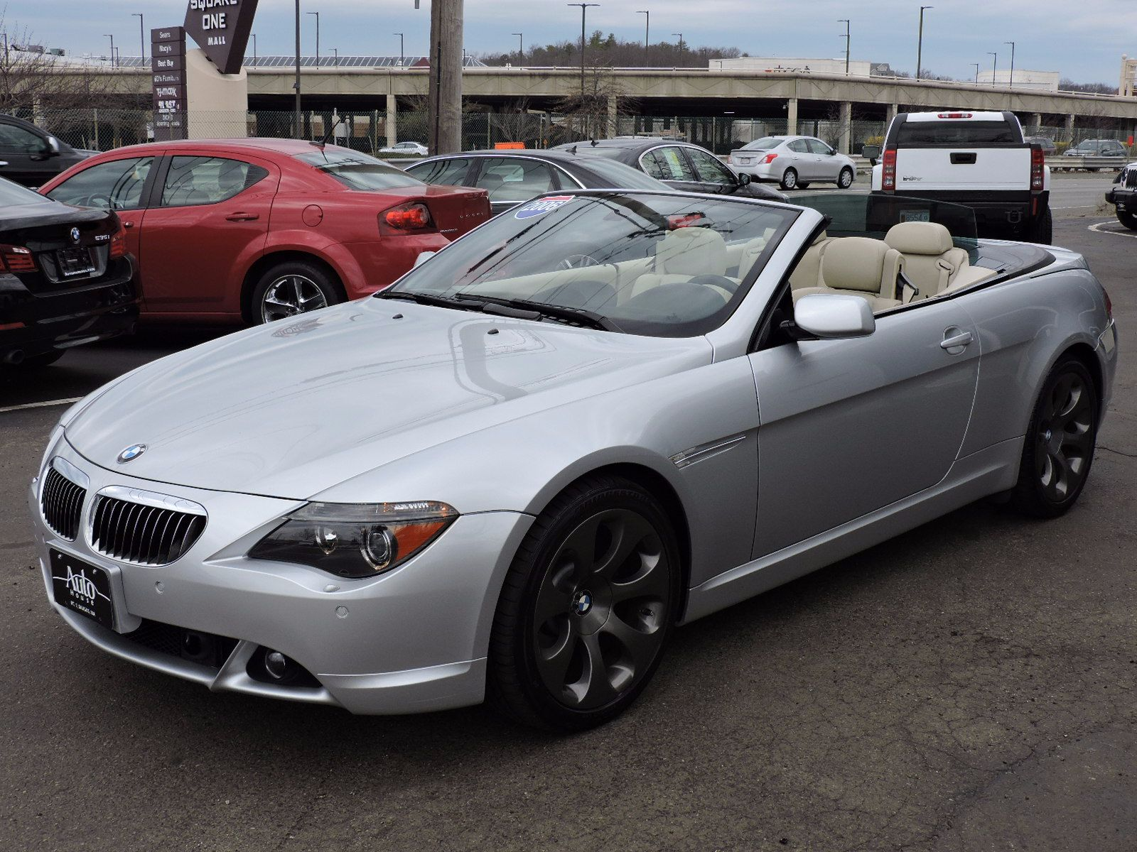 used 2006 bmw 6 series touring at saugus auto mall. Black Bedroom Furniture Sets. Home Design Ideas