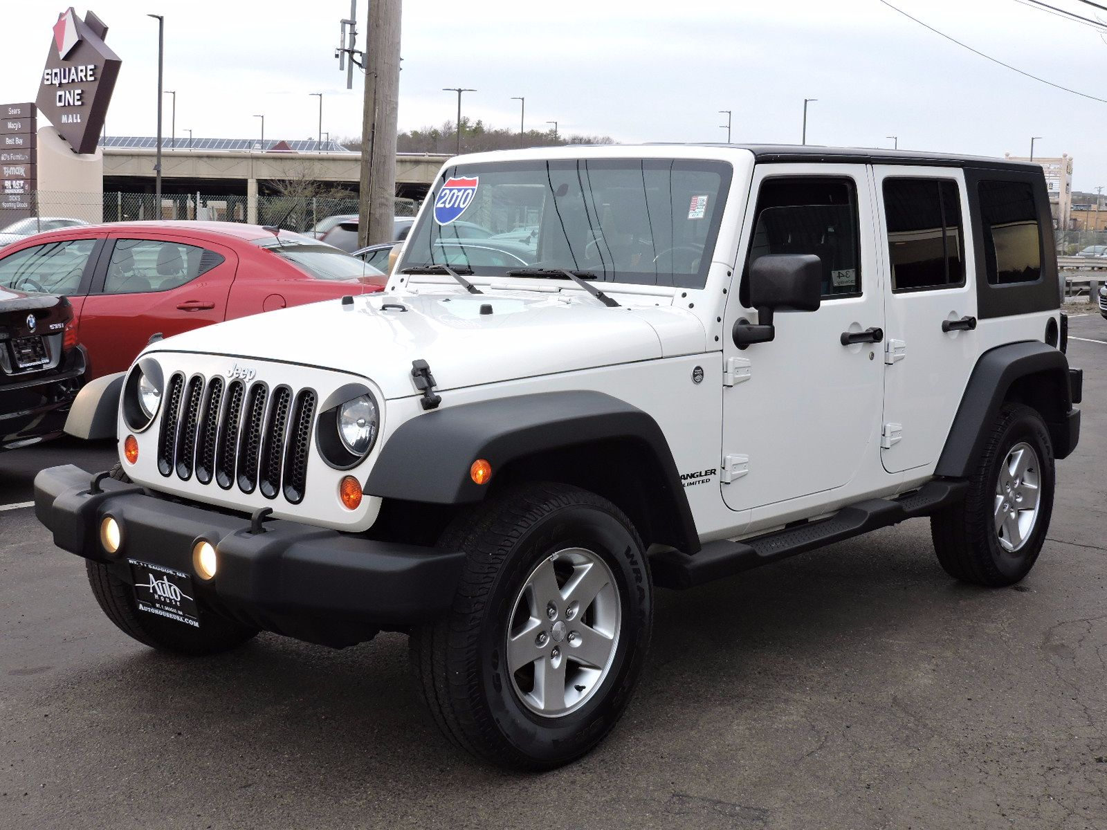 Wrangler Jeep Inside >> Used 2010 Jeep Wrangler Unlimited Islander at Saugus Auto Mall