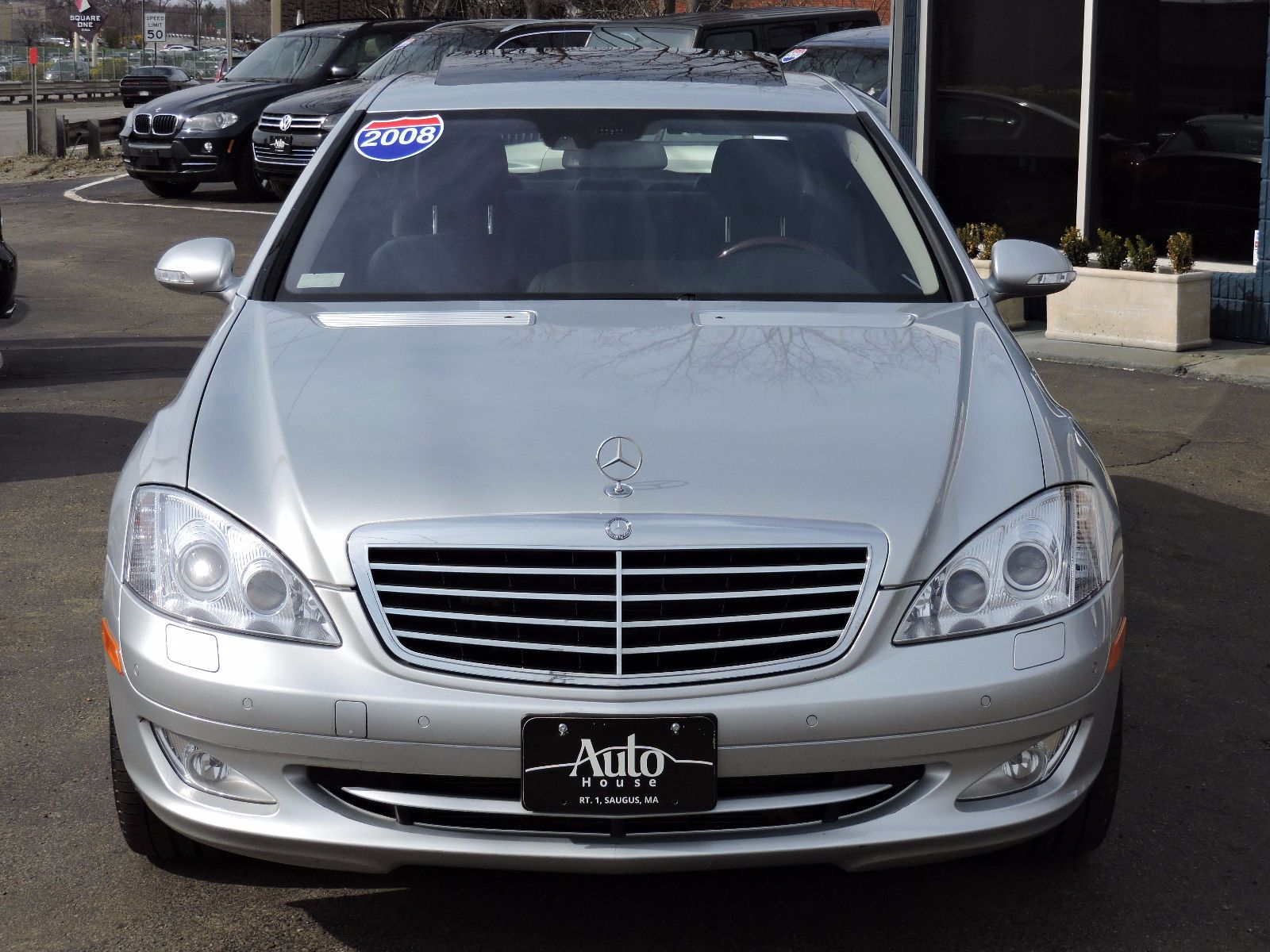 Used 2008 mercedes benz s 550 5 5l v8 at saugus auto mall for 2008 mercedes benz s550 4matic price